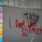 Iconic Viva Tacoland mural